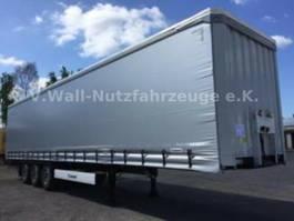 schuifzeil oplegger Krone SDP27, XL-Zertifikat,Lift Achse 2019