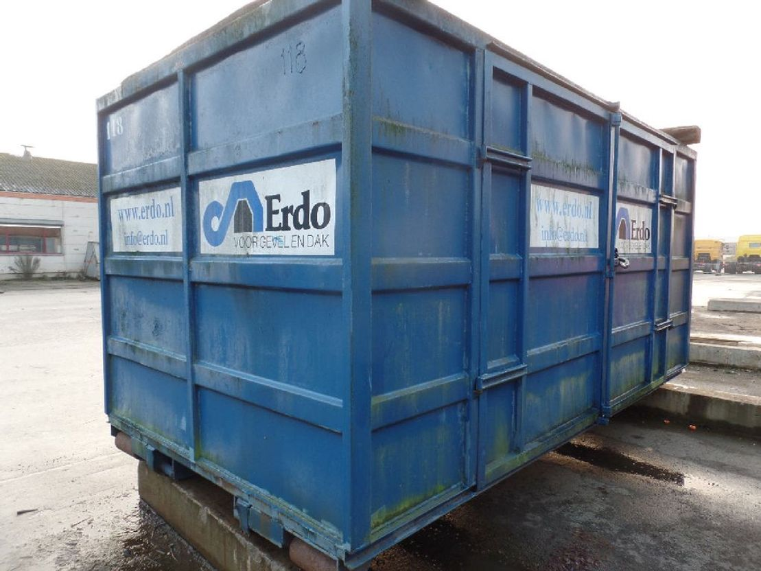 overige containers Vernooy CONTAINER 8331 KABEL KETTING SYSTEEM