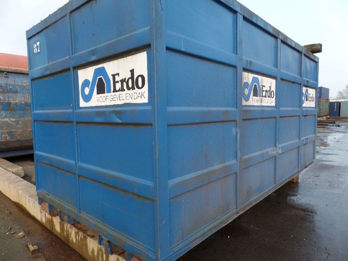 overige containers Vernooy CONTAINER 8322 KABEL KETTING SYSTEEM