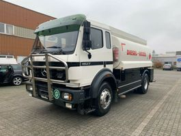 tankwagen vrachtwagen Mercedes Benz MERCEDES-BENZ 1827 SK E2 Reif & TUV neu Dachklim