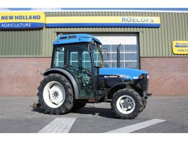 smalspoor trekker New Holland TN75V 2007