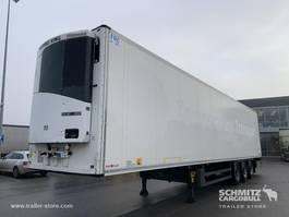 koel-vries oplegger Schmitz Cargobull Diepvriesopbouw Standaard Dubbeldeks 2015
