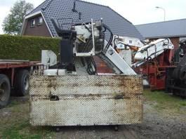 Kraanarm vrachtwagen onderdeel Hiab dieverse kranen