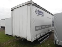 laadbak vrachtwagen onderdeel Schuifzeil 2012
