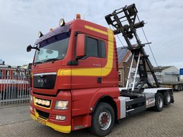 containersysteem vrachtwagen MAN TGX 28.480 6X2 Containersystem APK/TUV tot 11-2020 2009