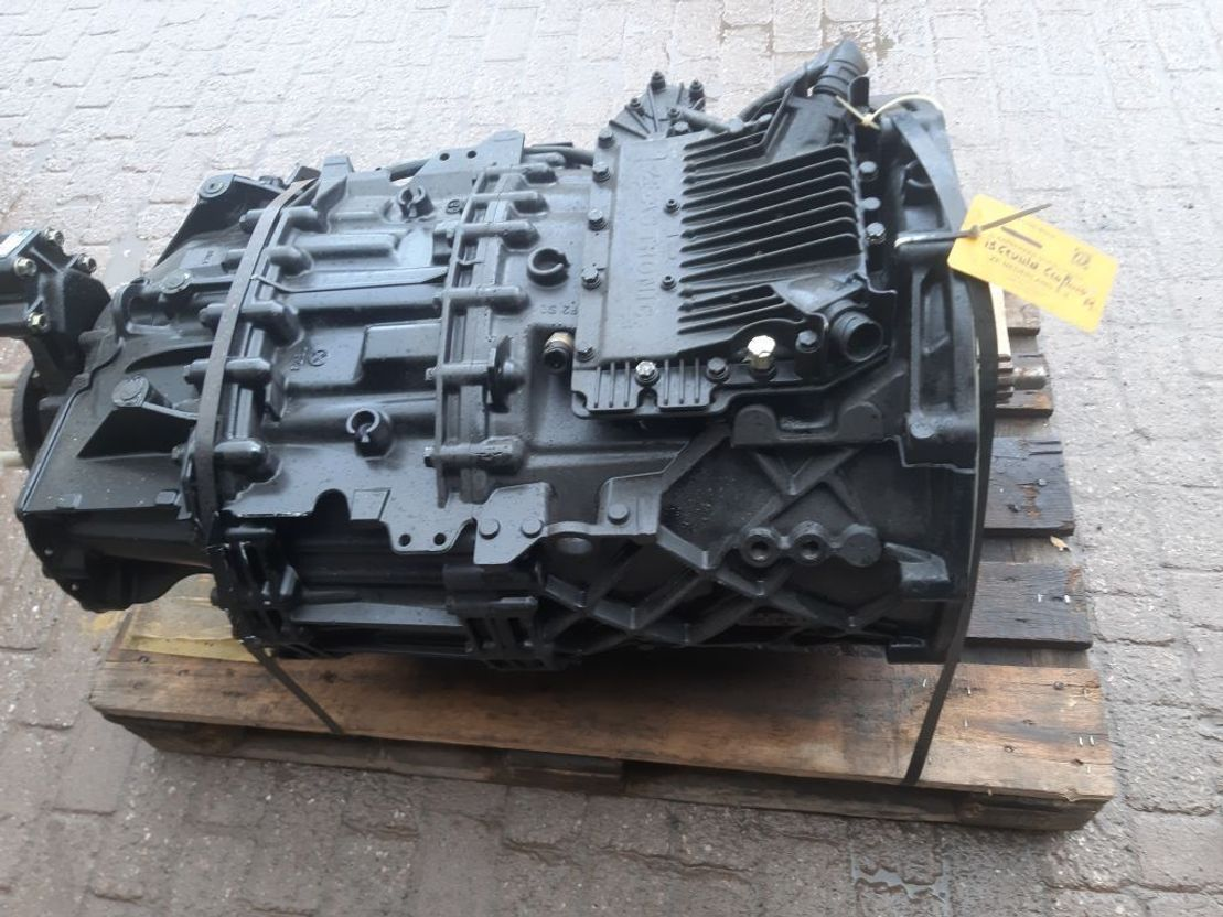 Automatische versnellingsbak vrachtwagen onderdeel Ginaf AS-Tronic 16AS 2630 TO voor Ginaf