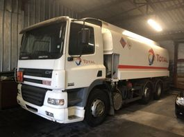 tankwagen vrachtwagen DAF CF 85-380 2007