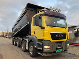 kipper vrachtwagen > 7.5 t MAN 41-440. 10 x 4 2009