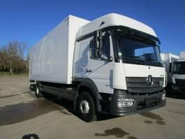 bakwagen vrachtwagen > 7.5 t Mercedes Benz ATEGO 1527 L BIGSPACE Koffer 7,20 m LBW 1,5 TO. 2017