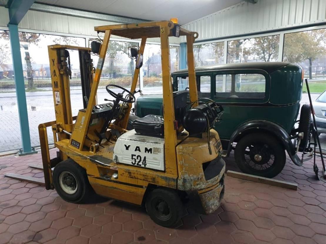 vorkheftruck Yang YAM FG 15 1987