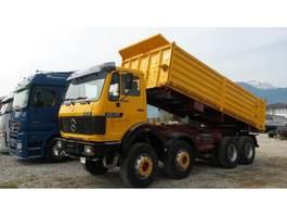 kipper vrachtwagen > 7.5 t Mercedes-Benz 3535 K 1989