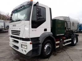 bitumensprayer vrachtwagen Iveco STRALIS 270 SPRAYERTRUCK 2005