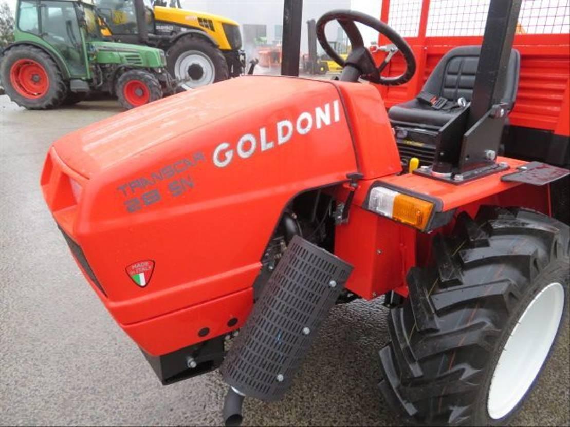 wieldumper Goldoni Transcar 28SN 2017