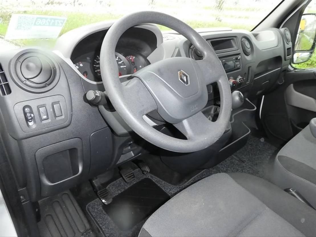 koelwagen bestelwagen Renault MASTER 2.3 koelwagen carrier 2014