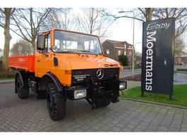 kraanwagen Unimog U 1250 1986