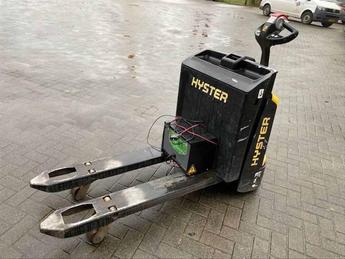 vorkheftruck Hyster P1.6 2017