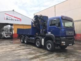 platform vrachtwagen MAN Tga 41.4330 Palfinger 100002 + Jib 2006