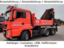 kraanwagen MAN TGS 33.500 6x4 Ladekran Palfinger PK42002 2018