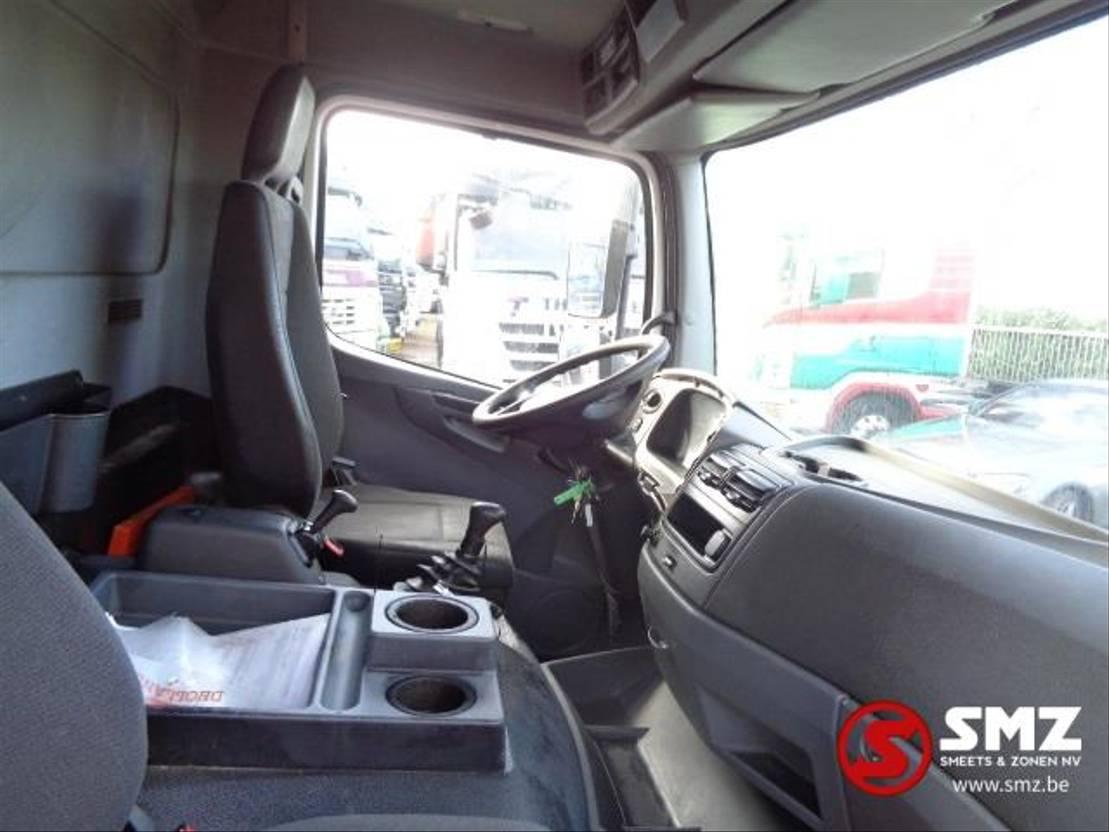 chassis cabine vrachtwagen Mercedes-Benz Atego 1024 407000 km 2009