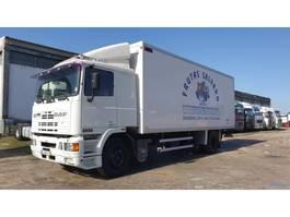 koelwagen vrachtwagen DAF 95ATi 330 Isothermal Container 1991