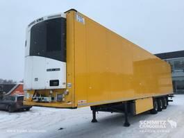 koel-vries oplegger Schmitz Cargobull Diepvriesopbouw Standaard Dubbeldeks Hydr. laadklep 2014