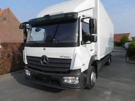 bakwagen vrachtwagen Mercedes-Benz Atego 1224 L Euro 6 (52000 exl btw) 2016