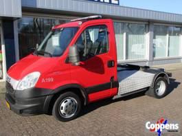 be trekker bedrijfswagen Iveco 35C17 Autotransporter Veldhuizen 10 tons!! 2016