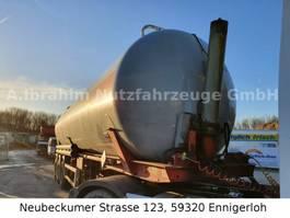 silo oplegger Feldbinder KIP 57.3, ADR Inertisierungsanlage