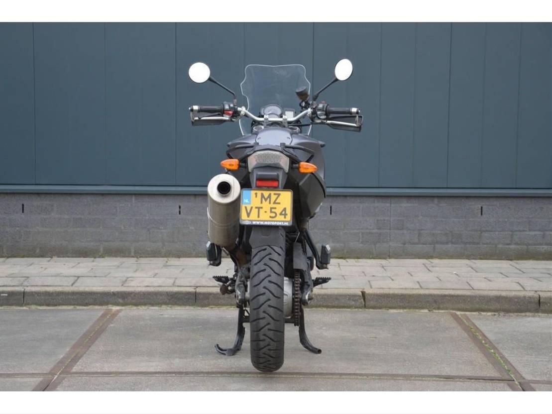 motorfiets BMW All-Road F 650 GS 71PK Mat grijs 2012