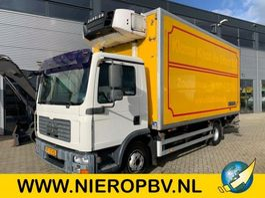 koelwagen vrachtwagen MAN TGL 12.210 4X2 BL koeling 2007