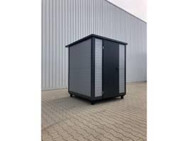 sanitaircontainer MOBIELE BADKAMER / SANITAIR UNIT - INCL DOUCHE + WC + BOILER - (NIEUW!!!... 2019