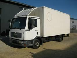 bakwagen bedrijfswagen < 7.5 t MAN TGL 8.180 KM 308000