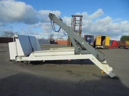containersysteem vrachtwagen Hyva PORTAAL ARM 2002