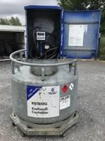 bestratingsmachine - werktuig Dieseltank 995 L Diesel   Heizöltank 2006