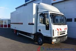 bakwagen vrachtwagen > 7.5 t Iveco 75E18 EEV Seitentür LBW 1.5 to 1.Hand TÜV 09/20 2012