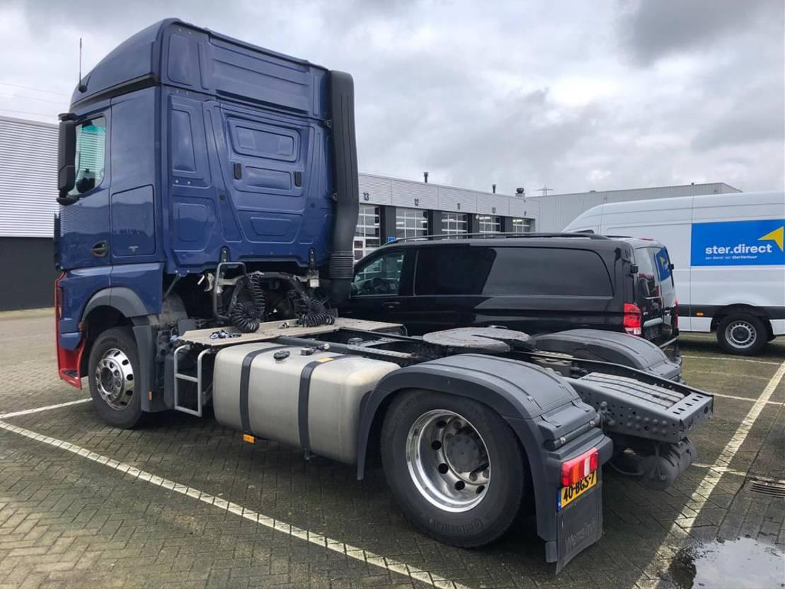 overige vrachtwagens Mercedes Benz ACTROS 1840 LS 4x2 | Truck huur 999,- p.m. 2016