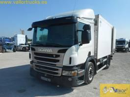 koelwagen vrachtwagen Scania P230 2012