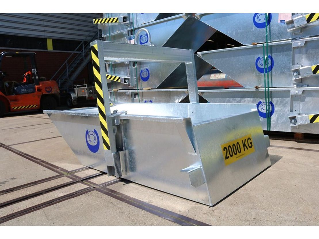 overige containers DIV. Crane Container® Kraancontainer Type A 2020