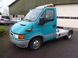 be trekker bedrijfswagen Iveco 35C15 2002