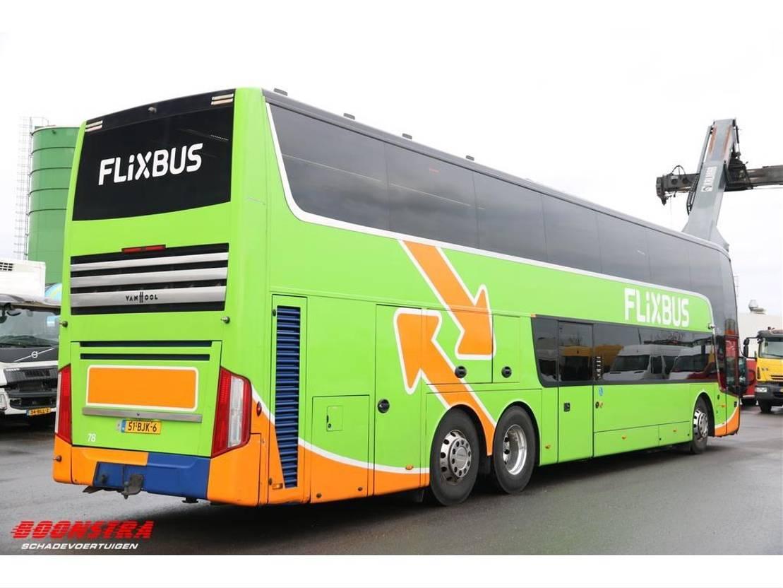 dubbeldekker bus Van Hool TDX27 92XL Astromega 91-Persoons Alcoa Retarder Euro 6 2015