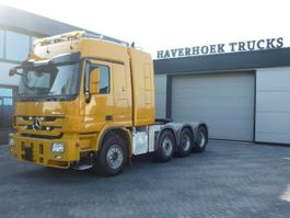 zware last trekker Mercedes Benz Actros 4165 V8  8x4 Tridem WSK VIAB 250 Tons Push and Pull Heavy Duty Tr... 2010