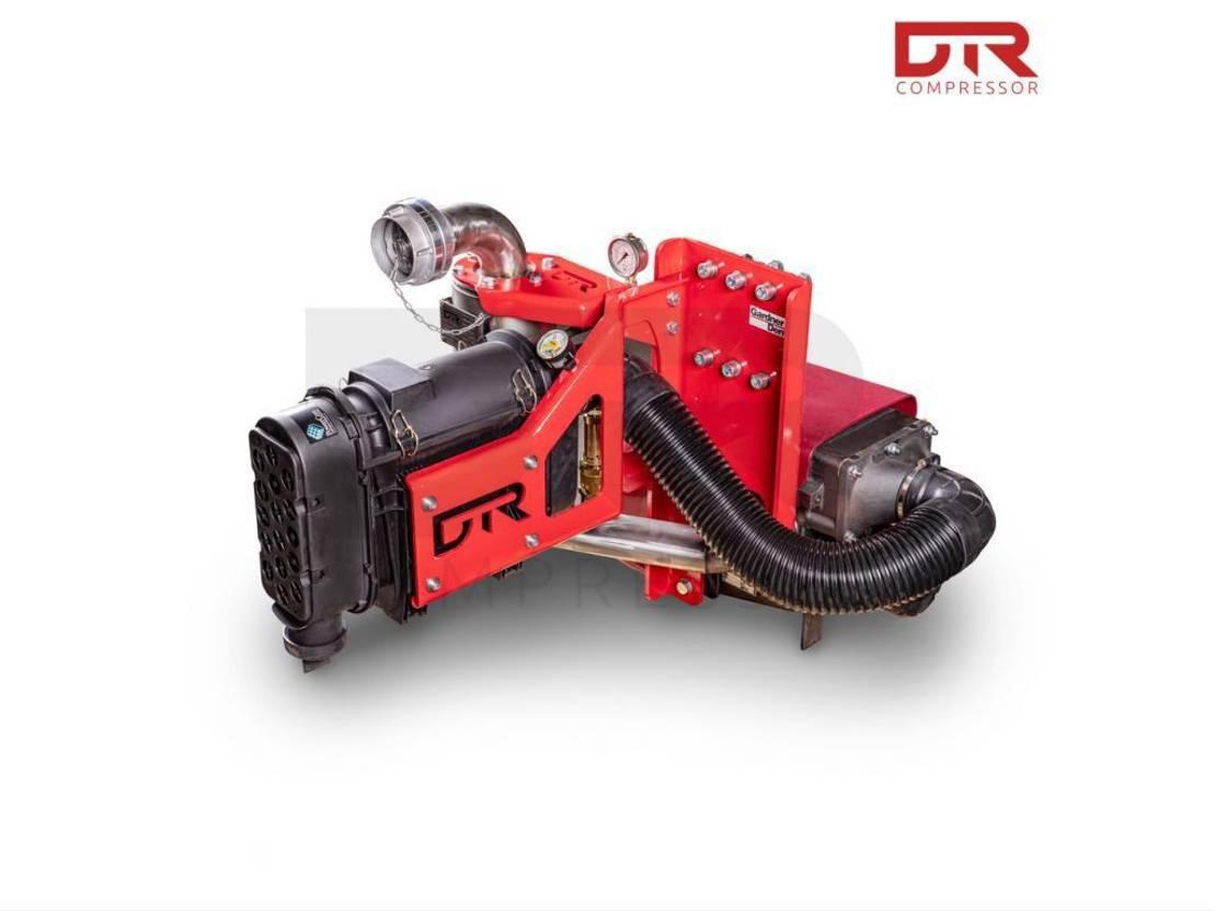 Opbouw vrachtwagen onderdeel Diversen - Silokompressor DRUM XK 12 XK18 Light version