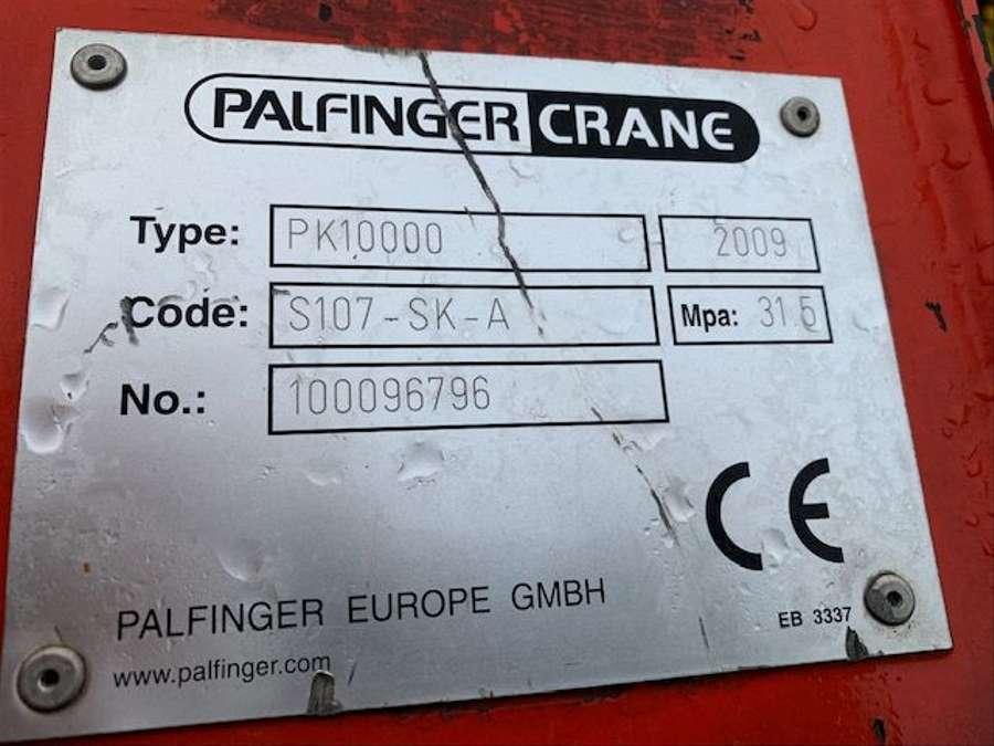 Palfinger - PK10000 PK 10000 3