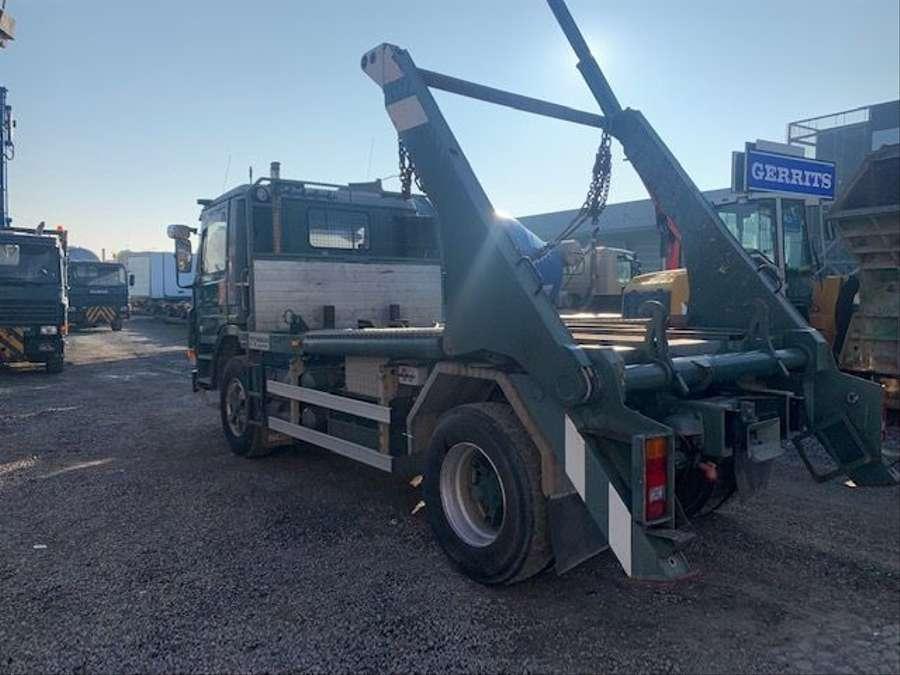 Scania - 93 M 280 4