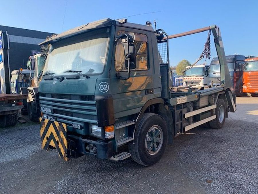 Scania - 93 M 280 1