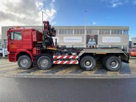 containersysteem vrachtwagen MAN 41.460 VFA-G 8x8 1999