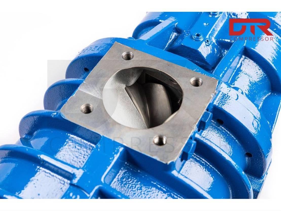Opbouw vrachtwagen onderdeel Diversen ** Blackmer Mistral R20 / drum ghh betico bulk compressor