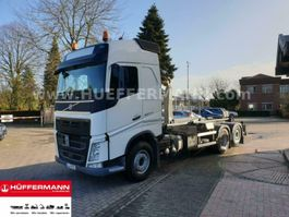 containersysteem vrachtwagen Volvo FH 460 6x2 VDL S 21-6200 Abrollkipper Lenk-Lift 2018