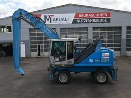 wielgraafmachine Fuchs MHL 320 **BJ2009 *13860H** Umschlagbagger