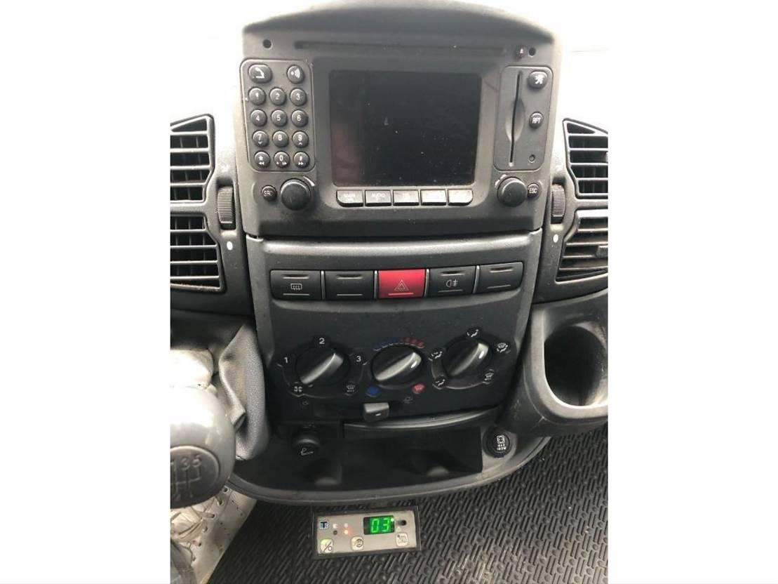koelwagen bestelwagen Peugeot BOXER - REFRIGERATED DELIVERY VAN - EURO 3 - 130 PK - 2800 cc 2003